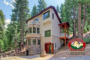 Scenic Wonders - Vacation Rentals in Yosemite :: Centrally located cabin, condo, and home rentals in side Yosemite National Park.  Book as early as a year in advance as in-park lodging sells out!